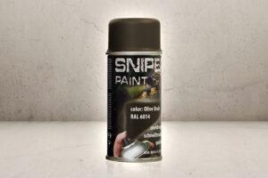 Sniper Paint - Olive-0