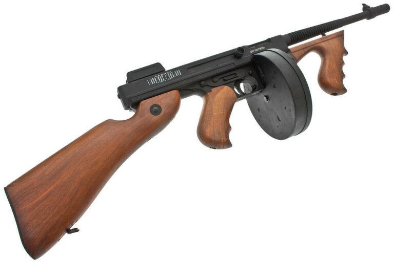 "Thompson M1928 ""Chicago"" - LAGER IGEN START MARTS-25006"