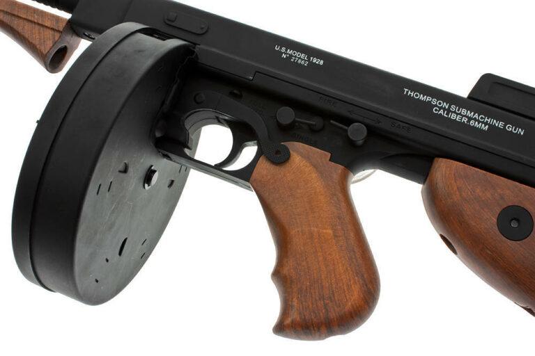 "Thompson M1928 ""Chicago"" - LAGER IGEN START MARTS-25009"
