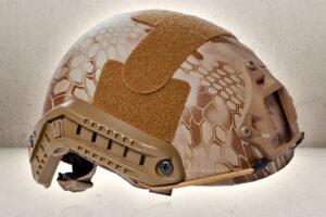 Strike Fast Helmet - Kryptek Nomad-0