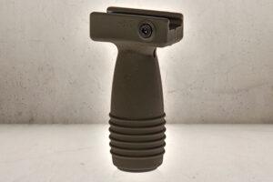TDI Style Short Grip - Olive Drab-0