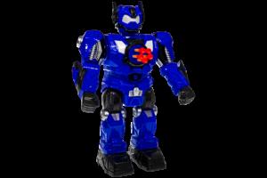 Thunderclap R/C Robot Blå-0