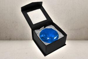 Mega Juvel / diamant i Blå-0