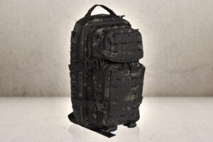 US Assault Pack Small Black Multicam-0