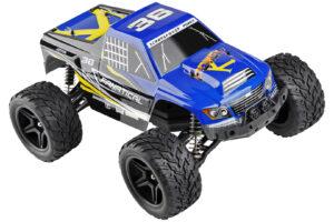 Truggy Monster Truck Waterproof 1:12-0