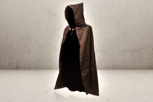 Junior luksus Rollespils Kappe - Medium / Brun-0