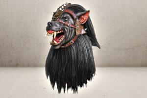 Warrior Wolf-0