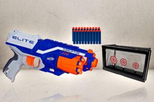 Nerf Disruptor Blaster Bundle-0