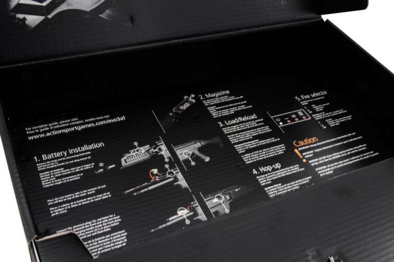 Scorpion EVO 3 A1 Carbine BET Gen.2-29000