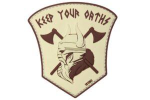 Keep your Oaths - Sand-0