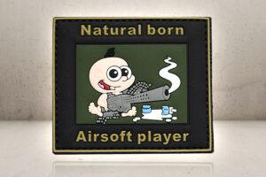 Natural Born - Green-0