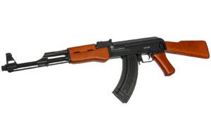AK47 Wood/Fullmetal 120 m/s-0