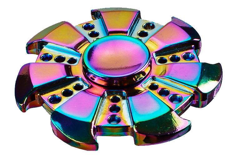 Rainbow Fidget Spinner Razor-29997