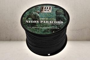 101 Inc. Paracord - Black-0