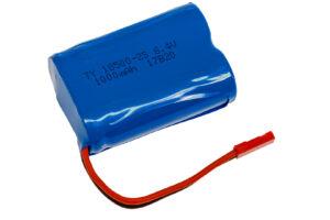 6.4v 1000mAh LiPO Batteri-30848
