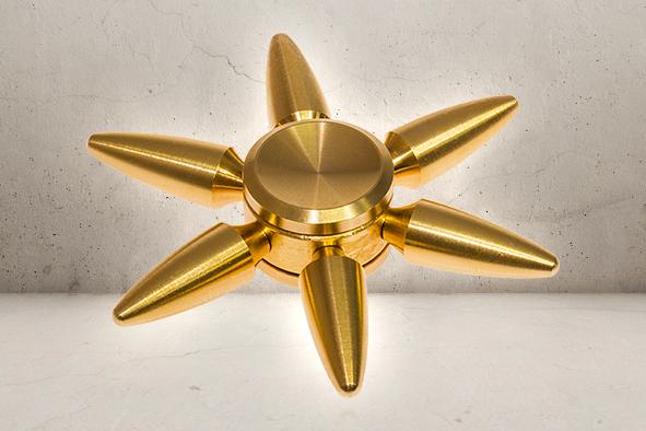 Bullet Star Fidget Spinner -0
