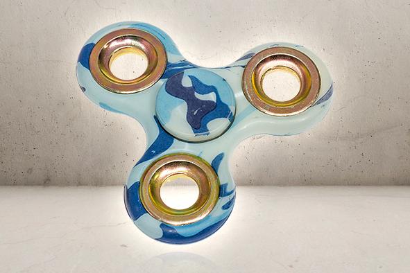 Classic Colorblast Fidget Spinner-0