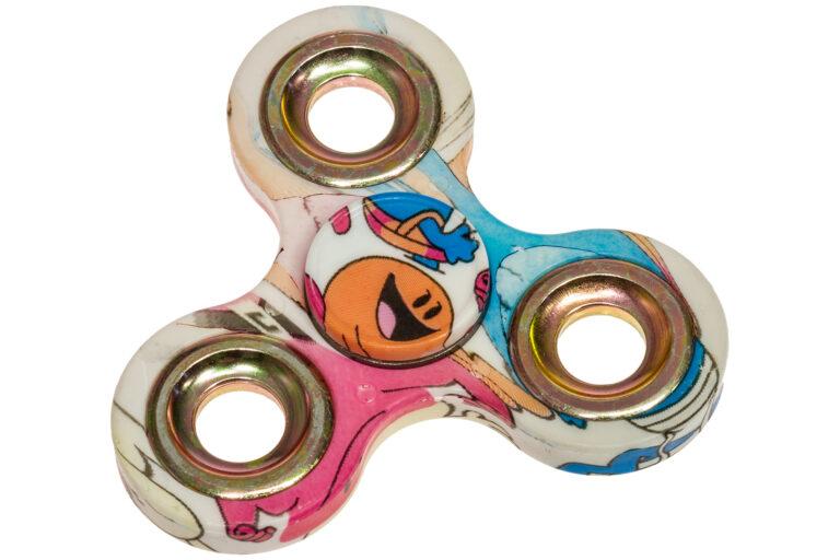 Classic Graffiti Fidget Spinner-30375