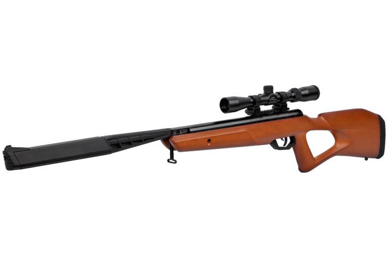 Stealth Wood NP2 Nitro 4.5mm scoped-30630