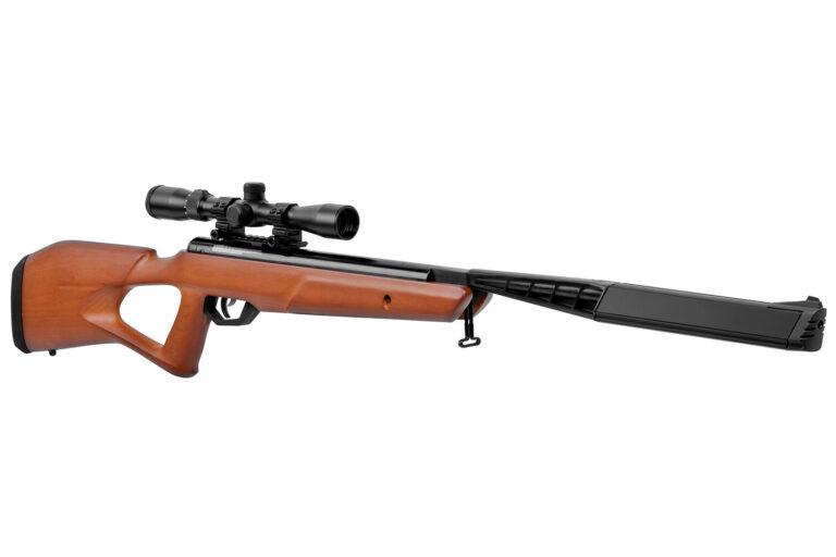Stealth Wood NP2 Nitro 4.5mm scoped-30632