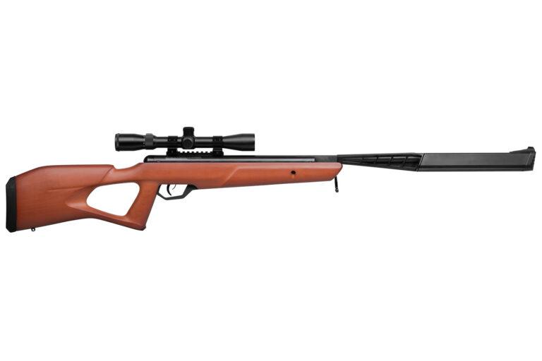 Stealth Wood NP2 Nitro 4.5mm scoped-30628