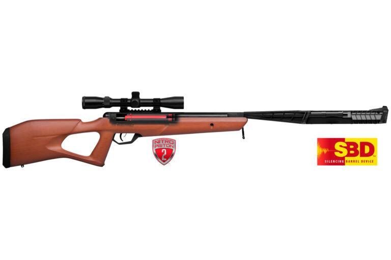 Stealth Wood NP2 Nitro 4.5mm scoped-30629