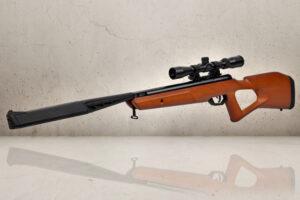 Stealth Wood NP2 Nitro 4.5mm scoped-0