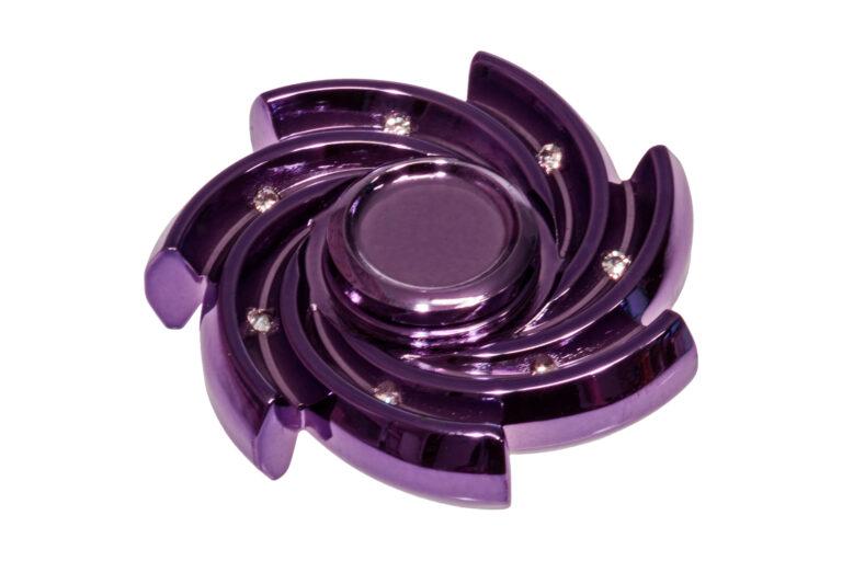PRO Diamond Swirl Fidget Spinner -30765
