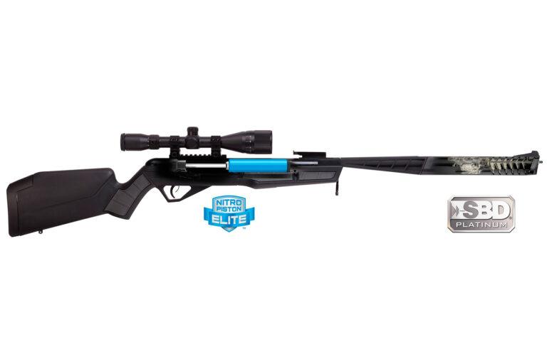 Mayhem NP2 Nitro 4.5mm m. 3-9 x scope-35652