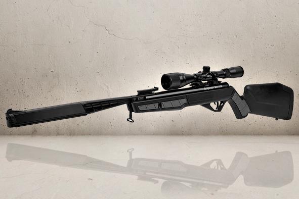 Mayhem NP2 Nitro 4.5mm m. 3-9 x scope-0