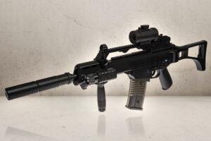 DLV36 elektrisk Softgun-0