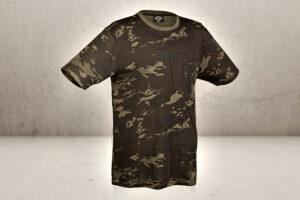 Multicam Black Tshirt - Large-0