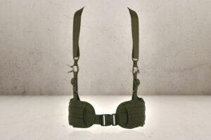 Combat Belt Suspender - Olive-0
