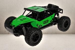 Stor R/C Metal Beast bil 1:16 - Green-0