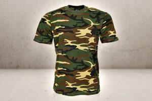 Woodland Junior Tshirt - Medium/140-0