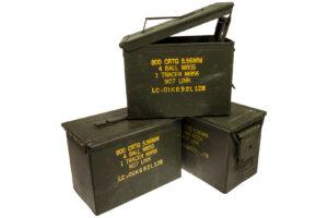 Militær Ammunitions Kasse-0