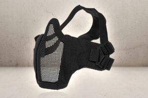 ASG Mesh Mask 3.0 - Black-0