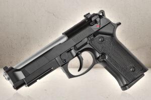 Taktisk M9 Full metal-0