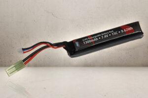 7.4V Stock Tube Batteri-0