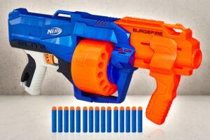 Nerf Elite Surgefire Blaster-0