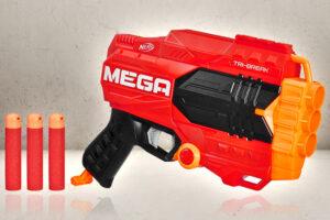 Nerf Mega Tri-Break Blaster-0