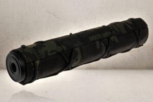 Supressor Cover - Black Multicam-0