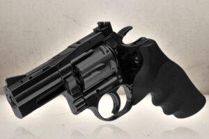 """Dan Wesson 715 .357 Magnum 2,5"""" Dark Chrome-0"""