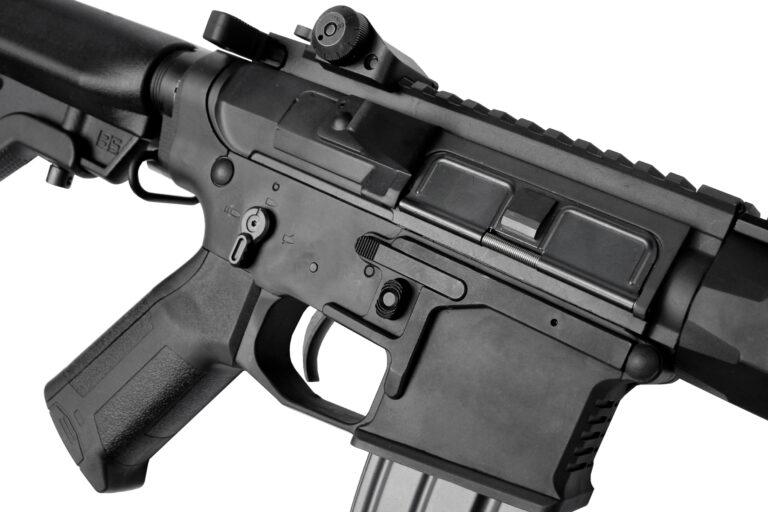 E&L AR Mur Custom Carbine Platinum-33991