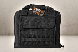 PMC Deluxe Pistol Bag - Black-0