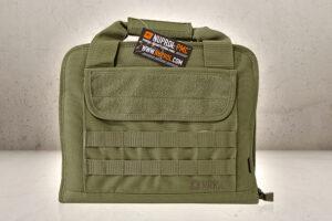 PMC Deluxe Pistol Bag - Green-0