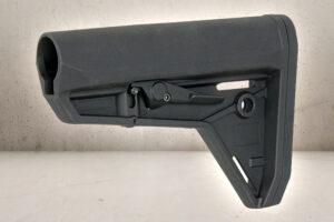 Castellan Slim AR-15/M4 Stock - Black-0