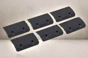 M-Lok Rail Covers - Black-0