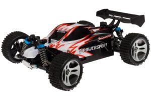 Vortex Powersport Roadster - 50km/t 1:18 - Red-0