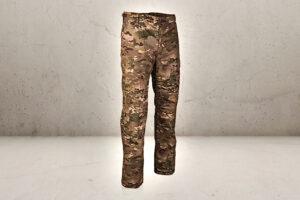 Bdu Style Field Pants - Medium-0